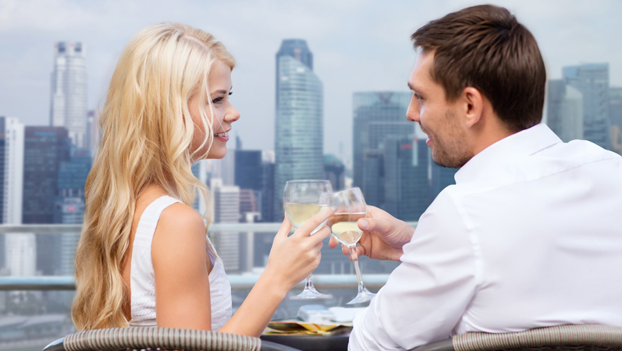 Maybe you are the type of man who has been to upscale restaurants,  frequently, and maybe you haven't ever been closer than a wistful glance.