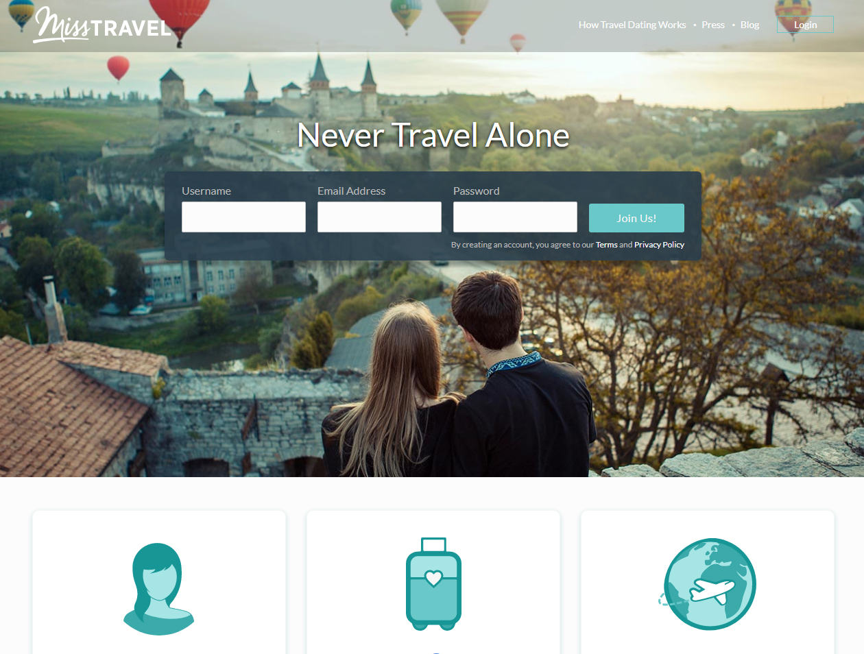 miss travel dating site