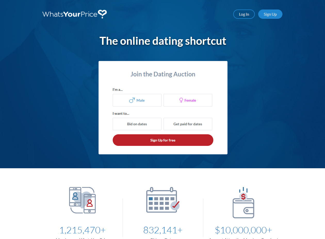 Date a dating site that pays you
